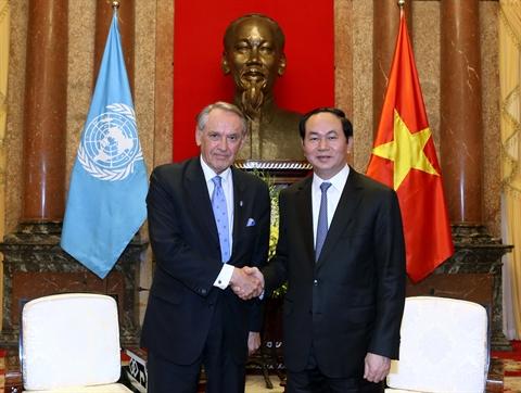 Vietnam réitère son engagement aux efforts des Nations unies