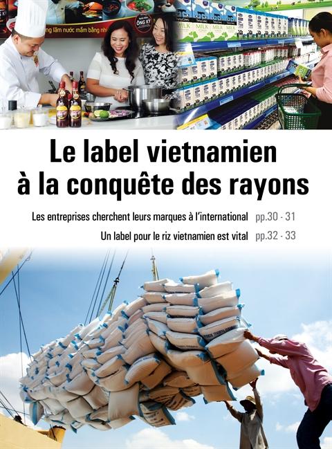 Un label pour le riz vietnamien est vital