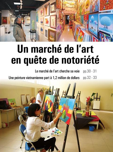Le marché de l'art cherche sa voie