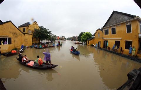 Les patrimoines culturels face à la menace climatique