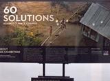 Expo photo sur l'adaptation au dérèglement climatique à l'Espace