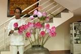 Excursion au village des fleurs en papier de Thanh Tiên