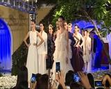 Collection automne - hiver entre Orient et Occident pour Yaly Couture