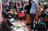 Le marché du Têt à l'hôtel Sofitel Metropole Hanoi
