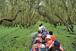 Découvrez le delta du Mékong durant la saison des pluies