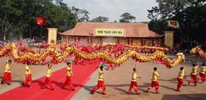 La fête Lam Kinh 2015 dans la province de Thanh Hoa