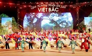 Rendez-vous du tourisme des régions patrimoniales du Viêt Bac