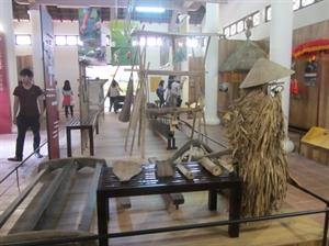 Inauguration de la maison dexposition doutils agricoles Thanh Toàn