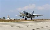 La Turquie abat un bombardier russe à la frontière syrienne, un pilote tué