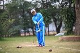 Le croquet, ce «golf populaire»