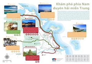 Lancement de la carte des produits touristiques du littoral du Centre