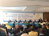 La femme au rendez-vous mondial des journalistes francophones au Togo