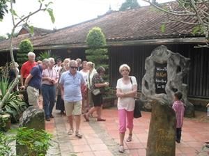 Croissance impressionnante du nombre de touristes étrangers au Vietnam