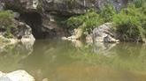Une grotte encore à l'abri des regards à Quang Ninh