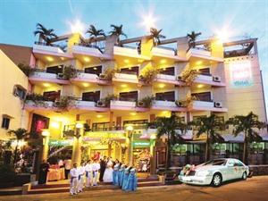 Ngoc Lan, le somptueux hôtel pour se dire «oui»