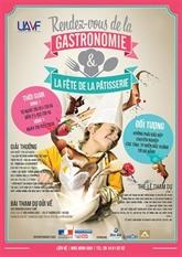 Concours de gastronomie «La fête de la pâtisserie»