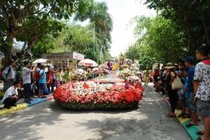 Le 12e Festival des fruits du Sud prévu début juin à Hô Chi Minh-Ville