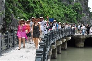En mai, le tourisme vietnamien fait le plein