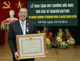Un ophtalmo sans frontières mobilisé pour le Vietnam