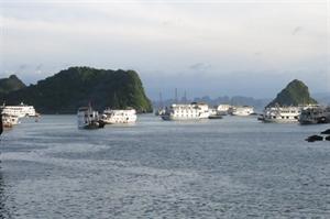 La baie de Ha Long dans letop 10 des destinations les plus idéales