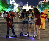 La fièvre des Segways atteint Hô Chi Minh-Ville