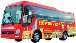 Hô Chi Minh-Ville lance les « Hop-on Hop-off City Tours »