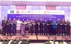 Le Vietnam au Forum du tourisme de lASEAN 2017