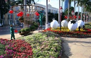 Têt : pour une croissance du nombre de touristes à Dà Nang