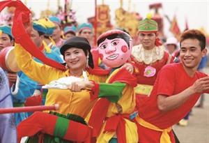 Une Saint-Valentin aux accents vietnamiens