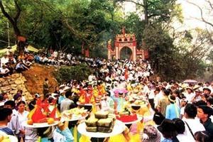 La fête du Temple des rois fondateurs Hùng 2017 durera six jours
