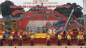 La fête du temple de Cua Ông, patrimoine culturel, attire la foule