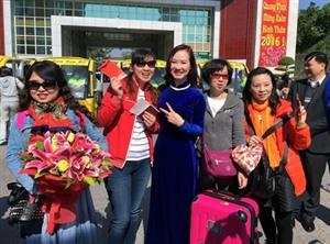 Le Vietnam accueille plus de 3,2 millions de touristes étrangers au 1er trimestre