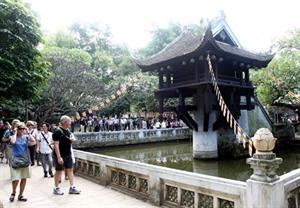 Croissance du tourisme de Hanoï au 1er trimestre