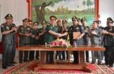 Le Vietnam soutient la construction d'un ouvrage militaire au Cambodge