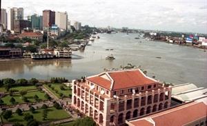 Hô Chi Minh-Ville, lune des plus belles villes dAsie