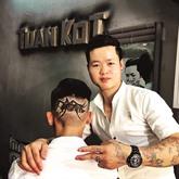 Tuân Kot, coiffeur portraitiste