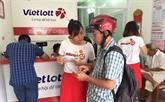 Vietlott devenue membre de l'Association mondiale de la loterie