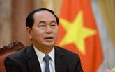 La visite en Russie du président vietnamien a une