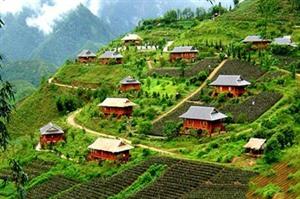 Topas Ecolodge (Sa Pa), lun des 10 éco-hébergements les plus beaux dans le monde