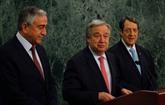 Chypriotes grecs et turcs à nouveau en Suisse pour de délicates négociations