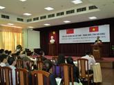 Vietnam - Chine : renforcement des relations commerciales