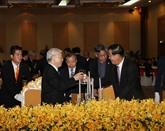 Intensifier l'amitié et la coopération Vietnam - Cambodge