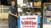 Le bánh mìfait la renommée des Vietnamiens dans le monde
