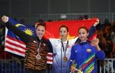 SEA Games 29 : le Vietnam décroche quatre nouvelles médailles d'or