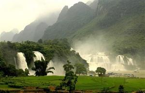 Cao Bang : des plans pour développer le tourisme à la cascade de Ban Giôc