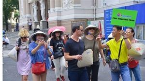 Hanoï aura cinq nouveaux circuits touristiques Free Walking Tours
