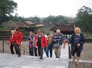 Plus de 9,4 millions de touristes étrangers au Vietnam en neuf mois