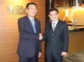 Vietnam et Singapour discutent de la coopération éducative
