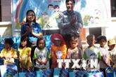 Quang Tri : 32,5 milliards de dôngs pour les enfants en difficultés