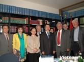 Intensifier la diplomatie populaire Vietnam-Allemagne